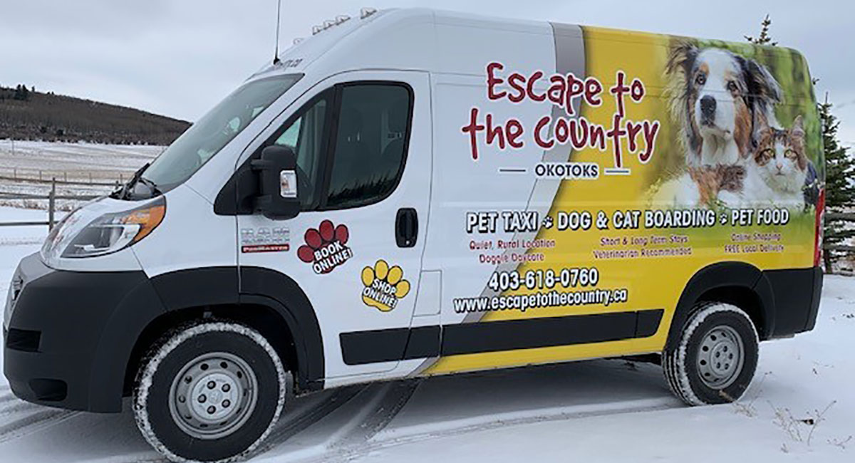 Shop Online with Escape to the Country